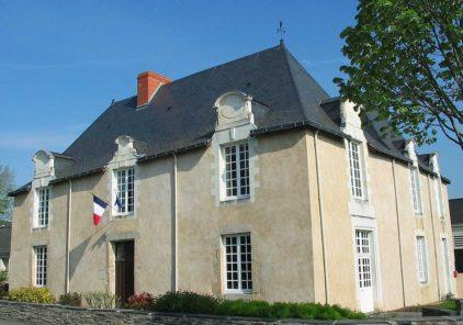 Mairie de La Pouëze