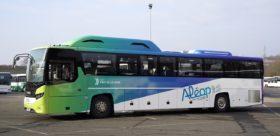Aléop bus (Maine-et-Loire)