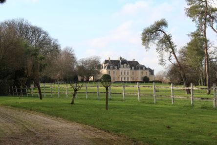 Château de Ribou à Gené