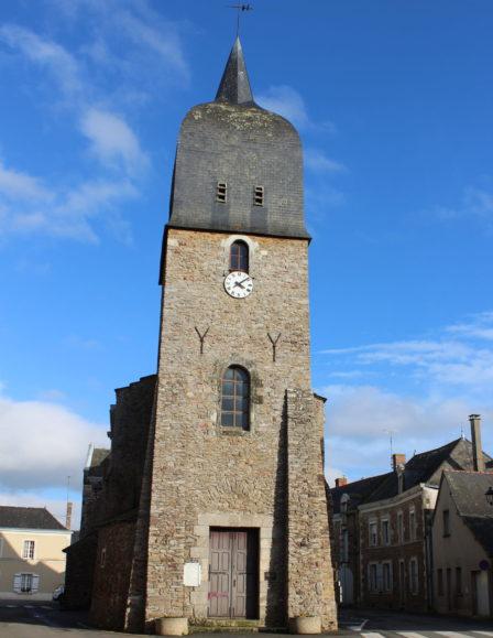 Eglise Saint-Pierre et Saint-Paul de Gené