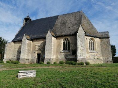 La Chapelle Saint Emérence à La Pouëze