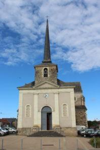 Eglise Saint Victor de La Pouëze