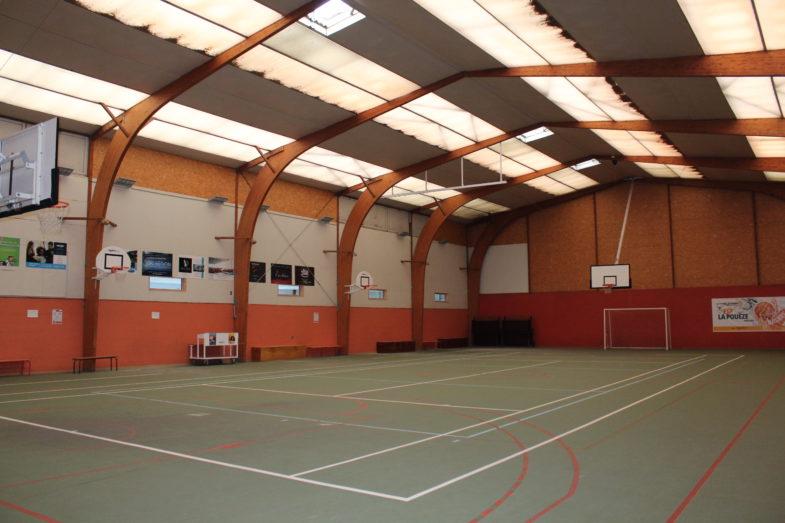 La Pouëze - Salle de sport