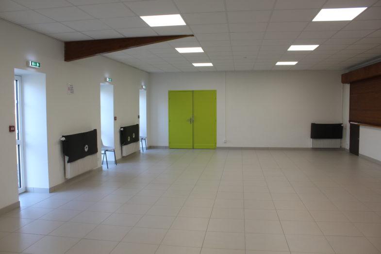 Vern d'Anjou - Petite Salle du FAR
