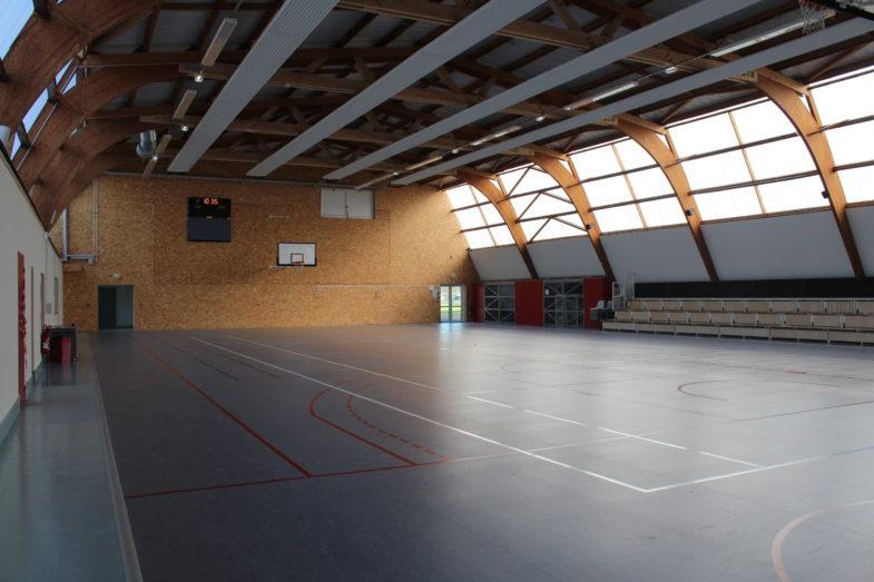 Vern d'Anjou - Salle du FAR