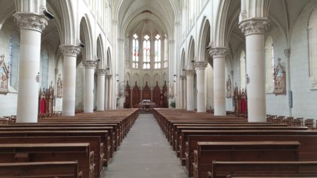 L'église Saint-Gervais et Saint-Protais de Vern-d'Anjou