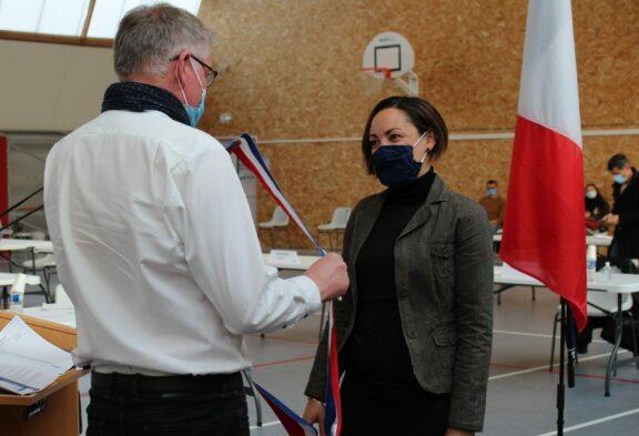 Y. RIOU maire d'Erdre-en-Anjou