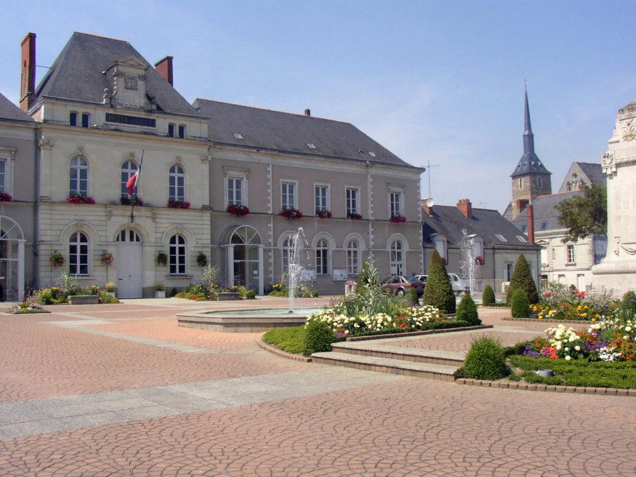 Mairie Le Lion d'Angers